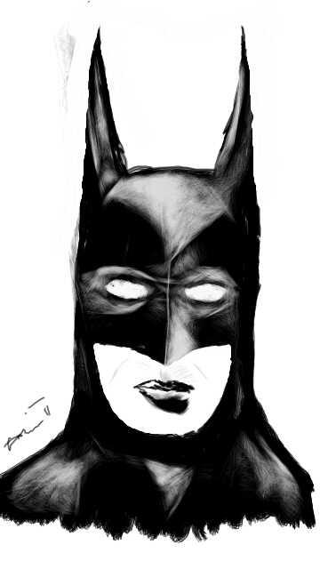 Batman by Dodi_17